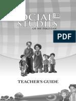 SST-1 Teachers Guide
