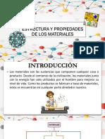 Estructura de Los Materiales Completo