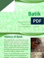 Batik Kawung