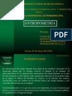Trabajo de Antropometria