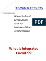 What is Integrated Circuit