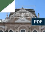 Indrumar Practic de Restaurare, Conservare, Reabilitare Si Întretinere a Cladirilor Monument Istoric