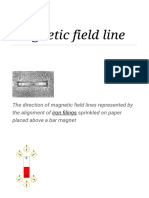 Magnetic Field Line - Simple English Wikipedia, The Free Encyclopedia