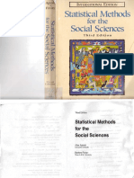 Agresti - Statistical Methods for the Social Sciences 3rd Ed