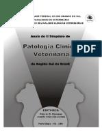 Simpósio Patologia Clinica