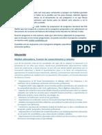Preguntas Para Los Candidatos a la alcaldía de Mollet del Vallés - Respuestas PSC