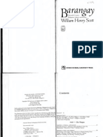 William Henry Scott - Barangay (Sixteenth Century Philippine Culture and Society)