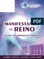 MANIFESTANDO+EL+REINO+-+Juan+Ballistreri+y+Otros+Autores