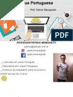 Eslaides - Portugues - Patrick - c6 Estrutura e Processos de Formacao Das Palavraspdf