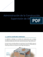 ALBAÑILERIA CONFINADA-CIMENTACION