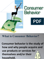 Consumer Behavior in Service Marketing by p.rai87@Gmail