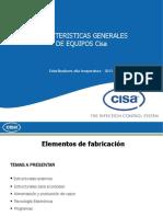 CISA -Caracteristicas Generales