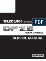 Suzuki DF2-5 Service Manual