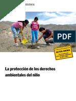 Tdh Allemania Proteccion de Los Derechos Ambientales Del Nino 2013 11 Final