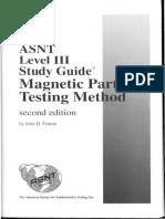 Asnt Level III Study Guide Mt 2001 Ed Serchable