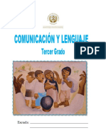 Texto Comunicacion y Lenguaje 3er_grado