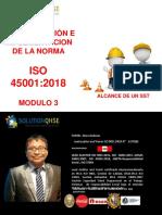 ISO 45001-Interpretacion e Implementacion-Modulo 3