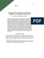 2 SAJID Savings and Economic Growth.pdf