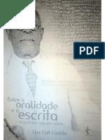 Entre a oralidade e a escrita