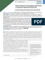 The Journal of Pediatrics Volume Issue 2018 [Doi 10.1016_j.jpeds.2018.07.005] Schanler, Richard J.; Groh-Wargo, Sharon L.; Barrett-Reis, Bridg -- Improved Outcomes in Preterm Infants Fed a Nonacidif