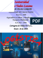 Logistica Del Ccio. Internacional