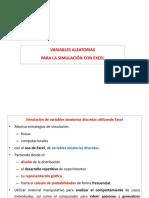 3c Variables Aleatorias Simulacion Excel