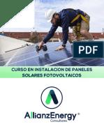 Programa Instalacion de Paneles Solares Fotovoltaicos 2