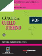 Libro Cancer