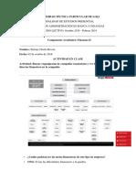 Actividad en Clase Finanzas 2