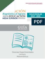 Guí de estudio 2019-2020