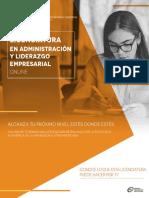 HC Online Administracion y Liderazgo Emp