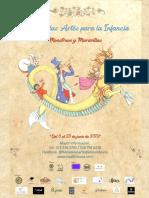 Programación Fiesta de Las Artes para la Infancia 2019