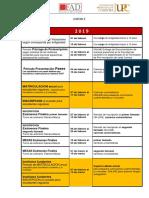 FAD Calendario 2019 Academica FAD UPC (2)