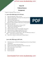 CBSE Class 12 Political Science - Alternative Centre of Power.pdf