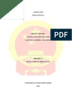 (ONU) China Segundo Informe