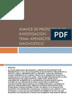 Protocol o APA