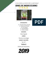 Mesocosmo Informe 2.0