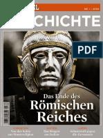 Der Spiegel Geschichte Nr.1, 2009 - Das Ende Des Romischen Reiches