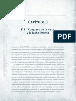 Capitulo III Pérez, J. M. (2010). Luchas Campesinas y Reforma Agraria Memorias de Un Dirigente de La ANUC en La Costa Caribe. Puntoaparte Editores, Bogotá, CO.-63-73