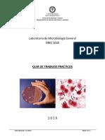 Guia Laboratorio de Microbiologia DBIO1020 2019