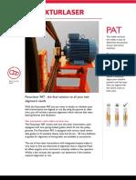 P-0179-GB, Rev a Fixturlaser PAT