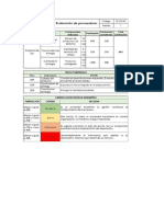 Formato de Evaluación de Proveedores