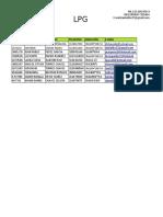 Lacteos Excel