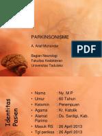 Parkinson is Me