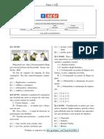 A.D - 8ª FASE - ABRIL