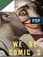 We're comic`s