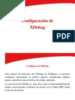 ConfigurazioneXDebug SPA