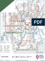 Tube Map December 2017
