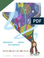 Mi-catalogo de Productos y Servicios Psicologia a Su Alcance Tunja 2019