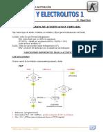 Agua y Electrolitos 3 Acidificacion Dr. Meza
